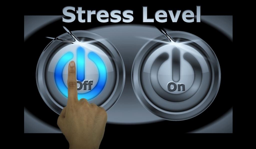stress level down