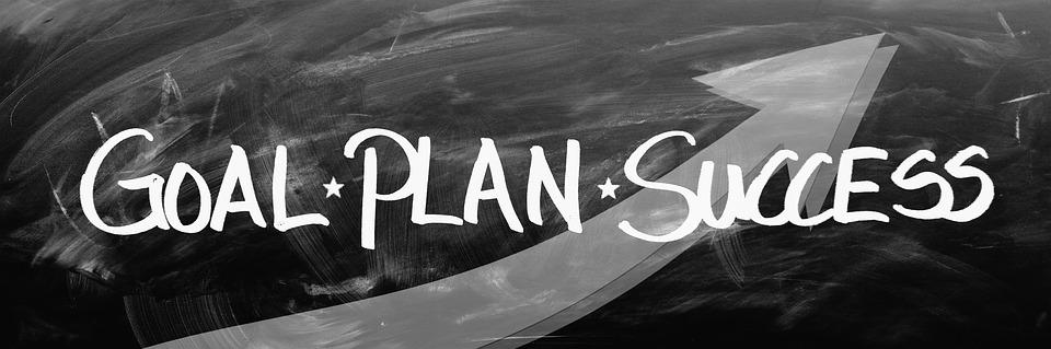 Goal-plan-succes
