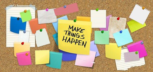 Interessante beroepsmatige cursussen, make it happen