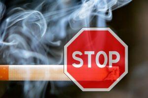 De overgang en stoppen met roken, stoppen met roken