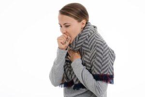 Hoesten en urineverlies