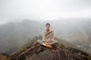 Meditatie om stress te verminderen