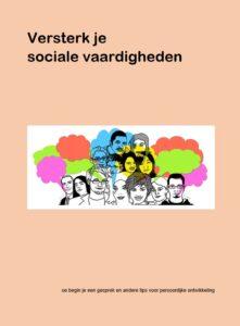 Versterk je sociale vaardigheden cover van het lesmateriaal