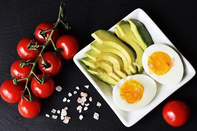 Helpt het Keto dieet je om af te vallen, voorbeeld van eten volgens keto dieet