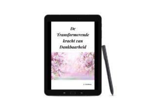 De transformerende kracht van tevredenheid op tablet