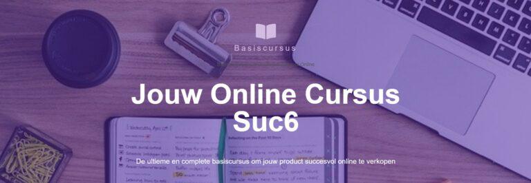 Afbeeld cursus Jouw Online Product Suc6